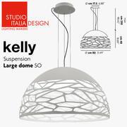 Studio Italia Design Kelly 3d model