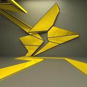 Arte De Palco 3d model