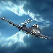 A-10 Thunderbolt II 3d model