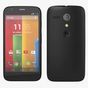 Motorola Moto G Flagship Smartphone 3d model