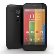 Motorola Moto G Flaggschiff Smartphone 3d model