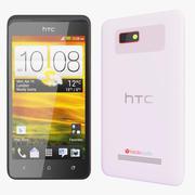 HTC Desire 400 Versão Branca 3d model