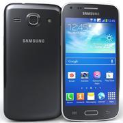 Samsung Galaxy Core Plus Preto 3d model