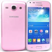 Samsung Galaxy Core Plus Rosa 3d model
