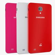 Samsung Galaxy J all color 3d model