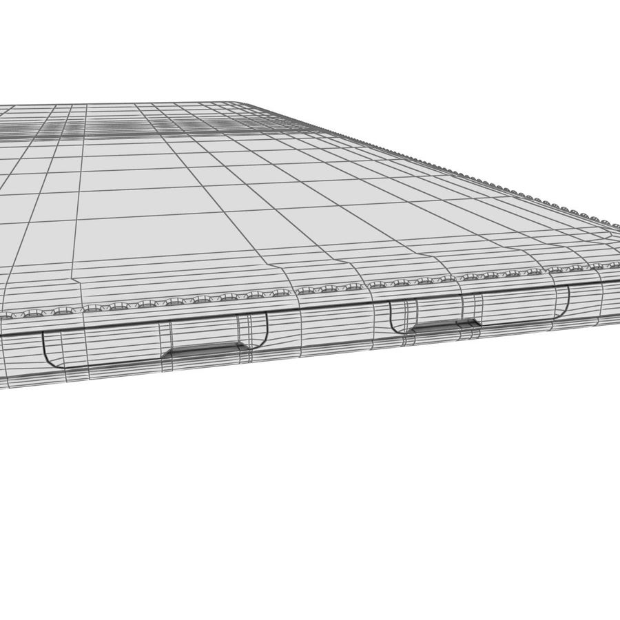 Samsung Galaxy Tab Note 12.2 royalty-free 3d model - Preview no. 47