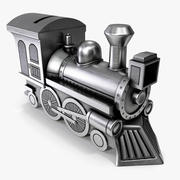 Money-Box Loco 3d model