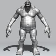 거대한 3d model