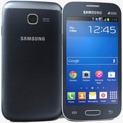 Samsung Galaxy Star Pro S7260 Negro modelo 3d