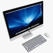 苹果iMac 3d model