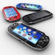Sony Playstation Vita 3d model