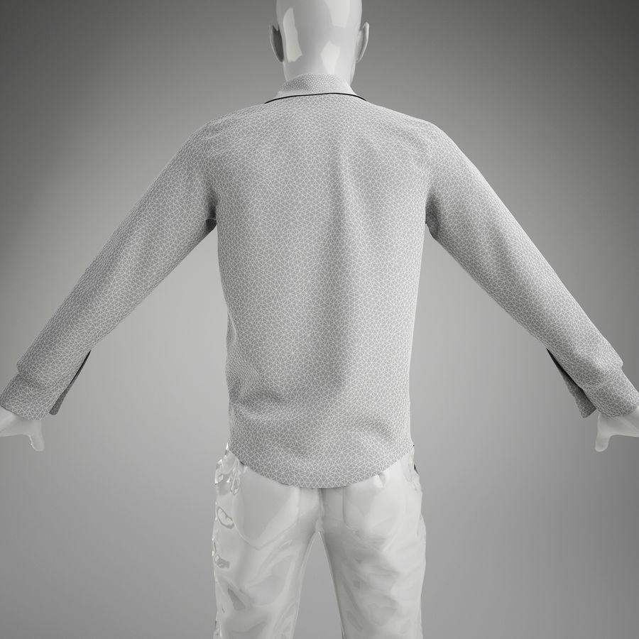 merda do homem (manequim não incluído) royalty-free 3d model - Preview no. 9