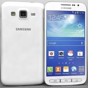 Samsung Galaxy Core Advance Branco 3d model