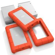 LaCie Rugged USB3 Thunderbolt™ 1TB 3d model