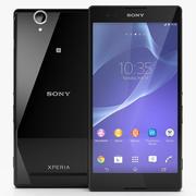 Sony Xperia T2 Ultra 3d model