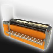 halı tozu temizleme makinesi 3d model
