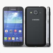Samsung Galaxy Core Advance Deep Blue 3d model