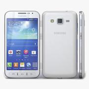 Samsung Galaxy Core Advance Pearl White 3d model