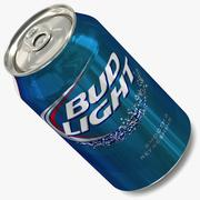 Bud Light 3d model