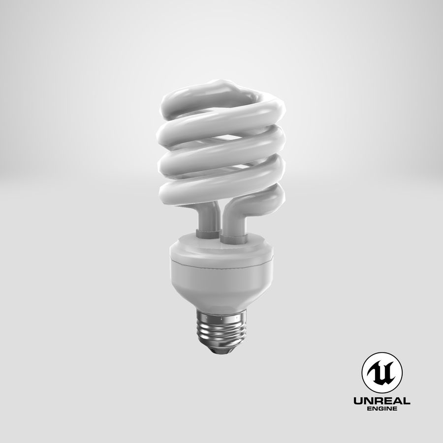 Fluoreszierend royalty-free 3d model - Preview no. 19