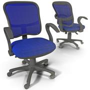 Cadeira de trabalho Phoenix 3d model