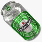 喜力啤酒 3d model