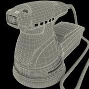 Random Orbit Sander Kit Bosch ROS20VSK 3d model