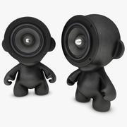 Munny Doll Speakers 3d model