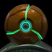 Morph Ball 3d model