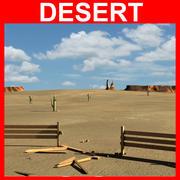 Deserto 3d model