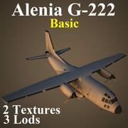 G222ベーシック 3d model