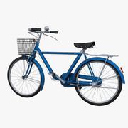 Fahrrad 3d model