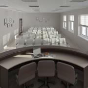 Sala Konferencyjna 7 3d model