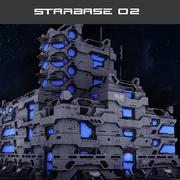 Starbase02 3d model