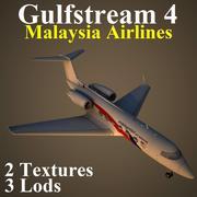GLF4 MAS modelo 3d