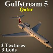 GLF5 QTR 3d model