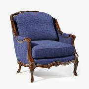EJ Victor Trafalgar Chair 3d model