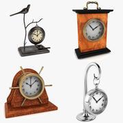 Colección de reloj modelo 3d