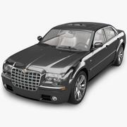 Chrysler 300 C 3d model