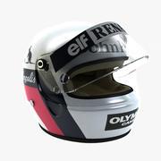 Elio de Angeles Helmet 1985 3d model