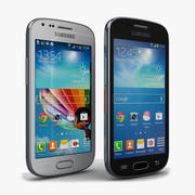 Samsung Galaxy S Duos 2 & Trend Plus All Color 3d model
