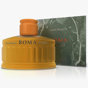 Roma Uomo Perfume 3d model