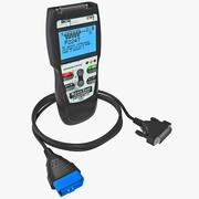 Professional Diagnostic Code Scanner Equus 3160 Set 3d model