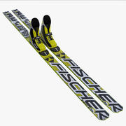 Ski Jumping Kit 3d model