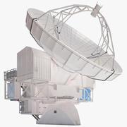 Observatorio Europeo del Sur modelo 3d