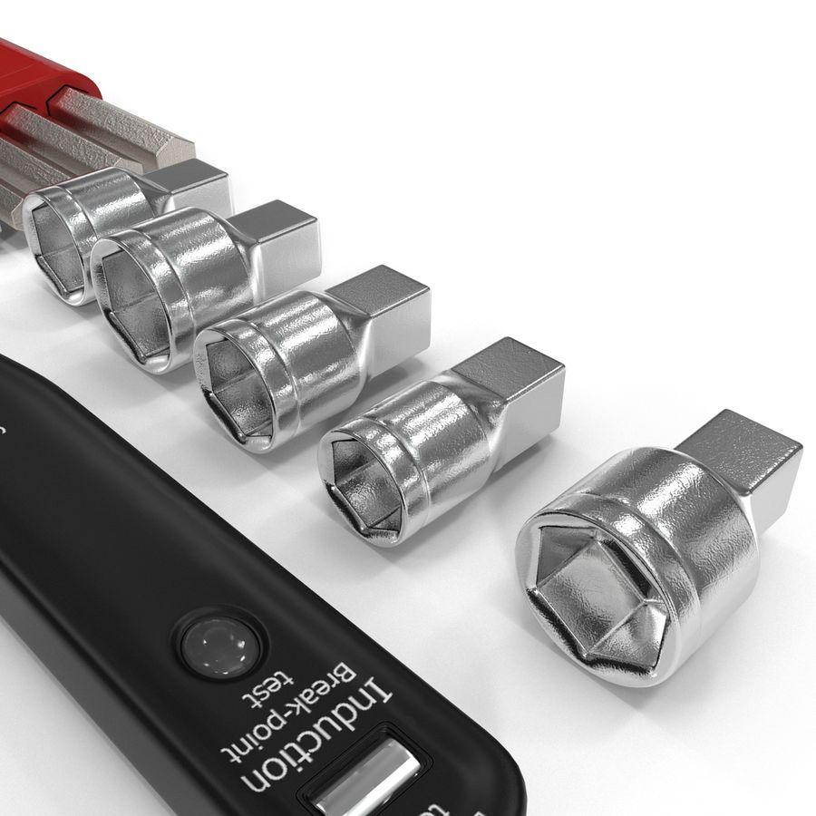 Precision Tools Set royalty-free 3d model - Preview no. 27