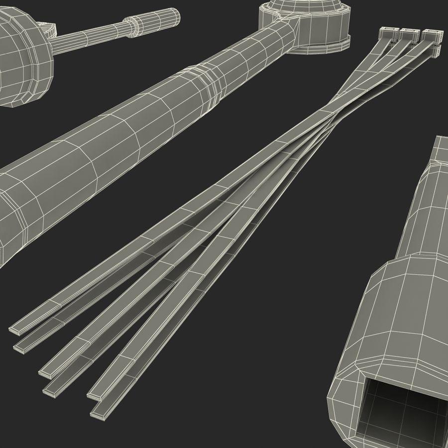 Precision Tools Set royalty-free 3d model - Preview no. 44