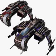 Starfighters pesanti 3d model