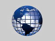 网格新闻环球 3d model
