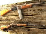 armes à feu 3d model